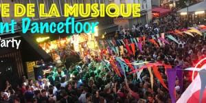 FÊTE DE LA MUSIQUE : GÉANT DANCEFLOOR