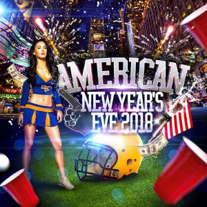 AMERICAN NEW YEAR'S EVE 2018 (45E + 10 CONSOS)