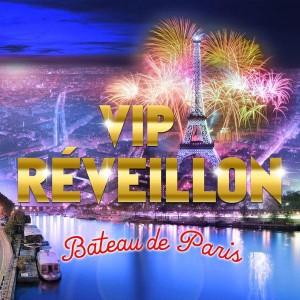 VIP REVEILLON BATEAU - PARIS 2018